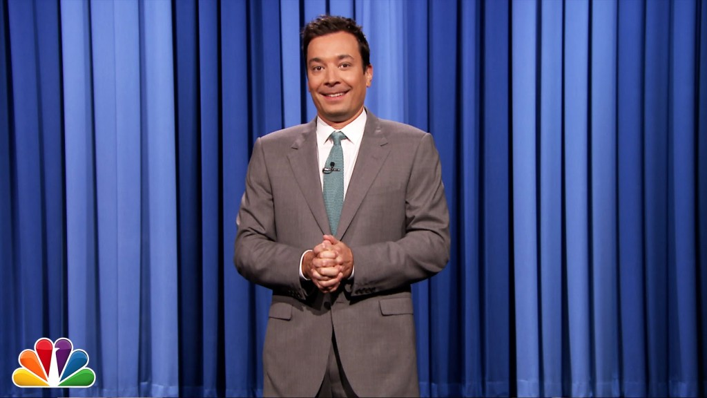 Jimmy Fallon Asks Real News Anchors to Deliver Fake Good News on 'The Tonight Show'