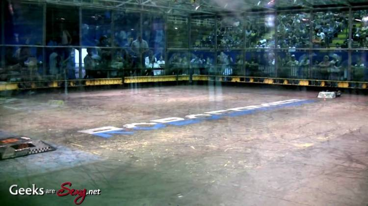 RoboGames 2011, The World's Largest Robot Competition
