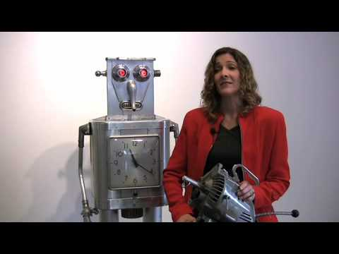 Robots: Evolution of a Cultural Icon at San Jose Museum of Art