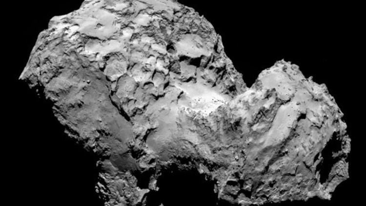 Rosetta Comet