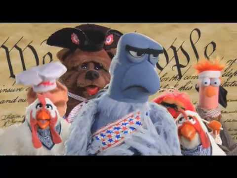 Sam the Eagle & The Muppets Present Stars & Stripes Forever
