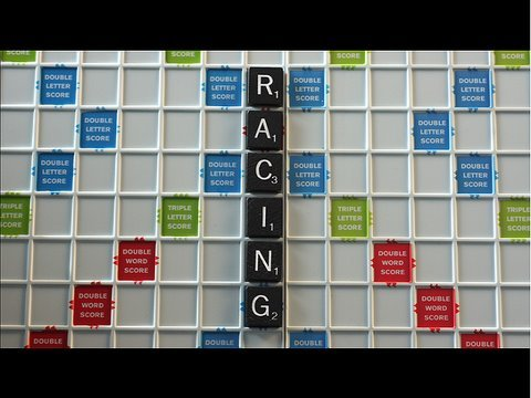 Scrabble 60th Anniversary Stop-Motion Animation by Pes