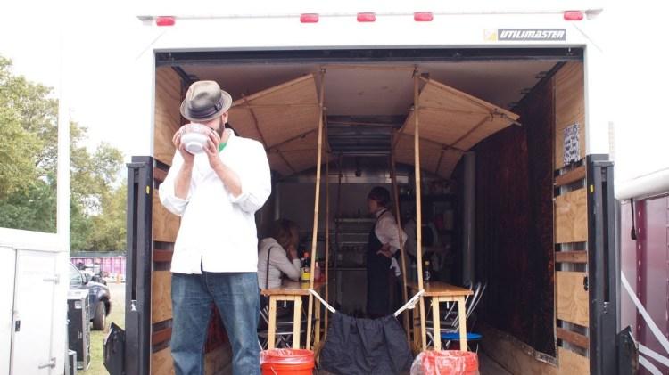 Secret Noodle Truck, A Restaurant Hidden in a Box Truck