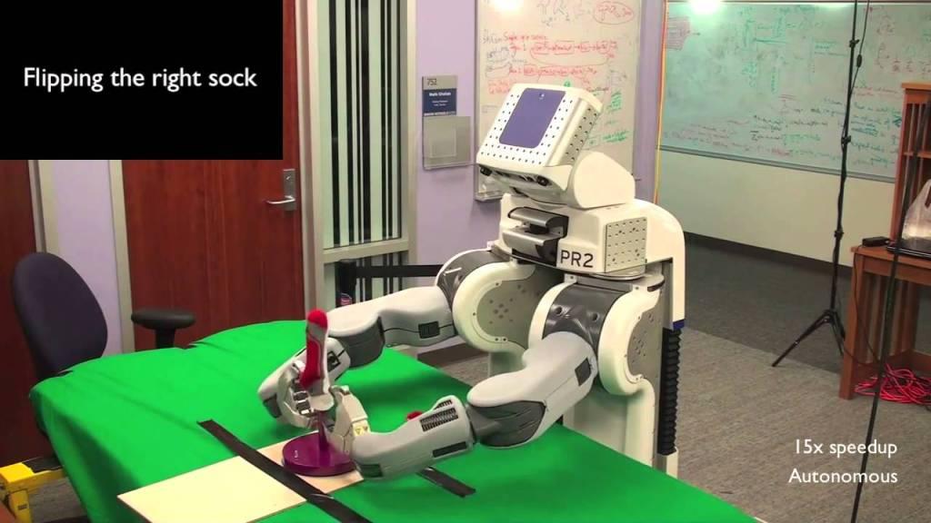 Sock Pairing Robot