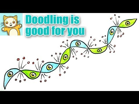 Soothing Art Video Explains How Doodling Is Good for the Brain and Creativity