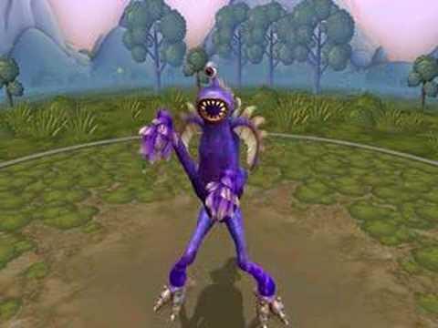 Spore Creature Creator & Spore Vote Contest