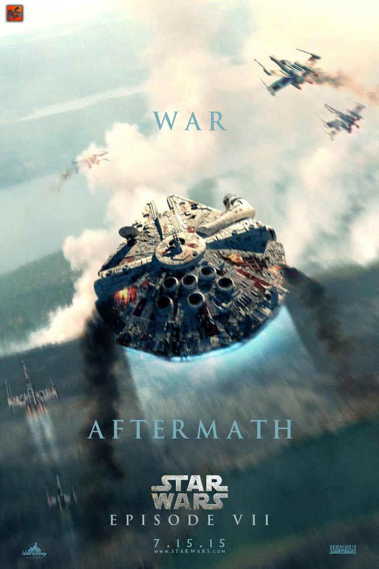SW Episode VII - Teaser 1