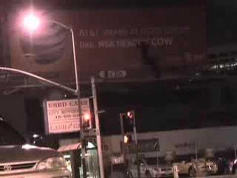 The Billboard Liberation Front: AT&T & NSA