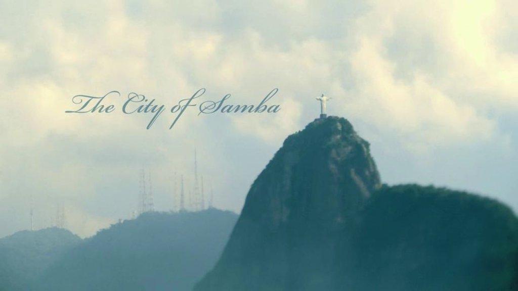 The City of Samba, Lovely Tilt-Shift Video of Carnaval in Rio de Janeiro
