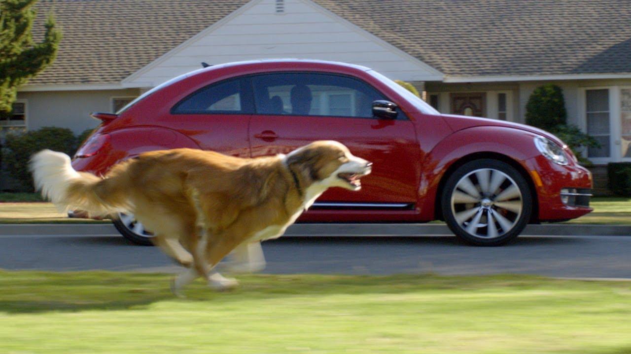 dog strikes  sequel   force volkswagen super bowl ad