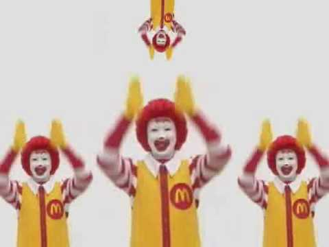 The McRoll – Surreal Video Remixes Of Japanese McDonald's Commercials