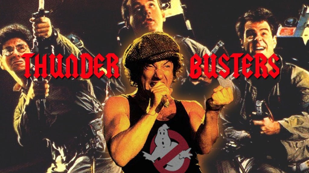 Thunder Busters – AC/DC vs Ghostbusters Mashup by Wax Audio