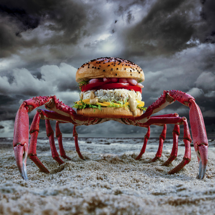 Burger Art by Fat & Furious Burger