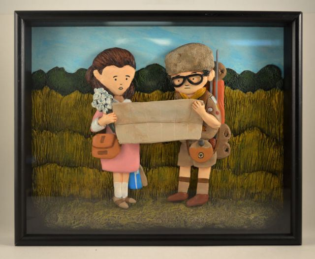 Moonrise Kingdom by Vanessa Ramirez