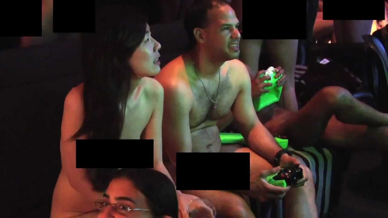 Nude video game pics