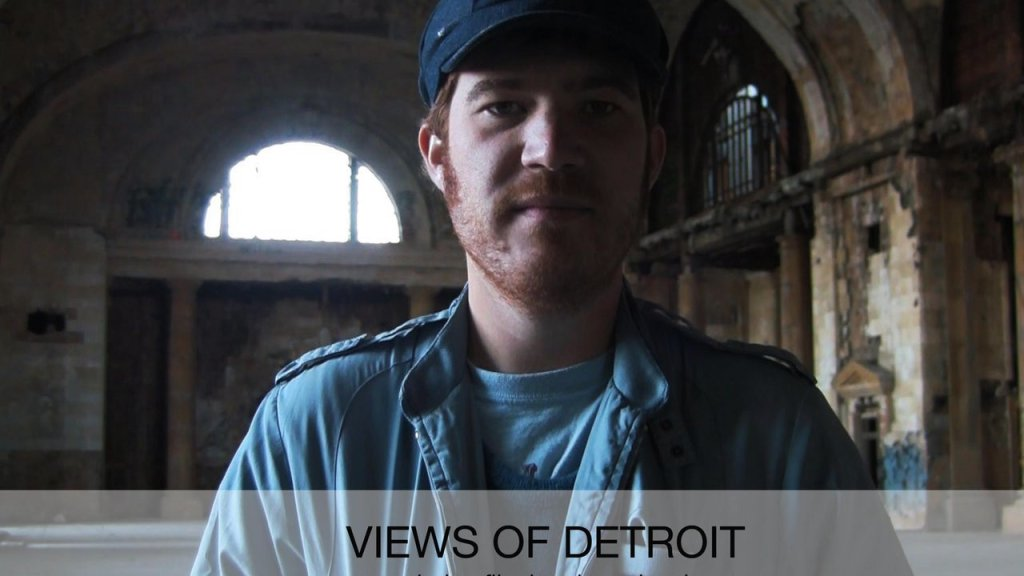 Views of Detroit, An Experiment in Using Film for Urban Planning