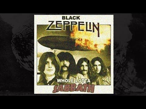 Whole Lotta Sabbath by Wax Audio (Led Zeppelin + Black Sabbath)