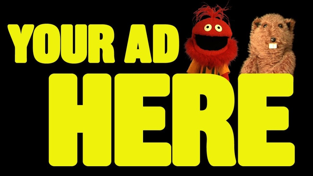 Your Ad Here, Internet Puppets Discuss Finer Points of YouTube Ads