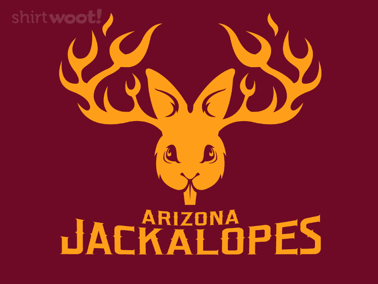 Arizona Jackalopes by kdubbs29