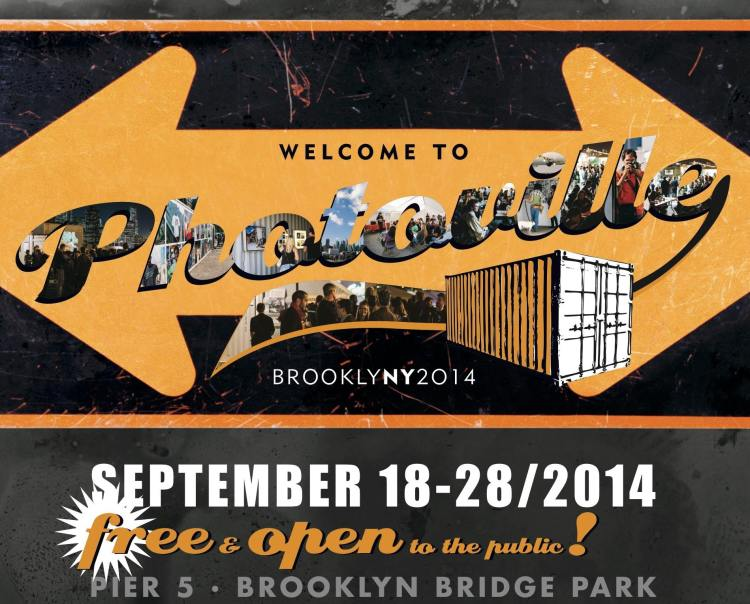 Photoville 2014 in New York City