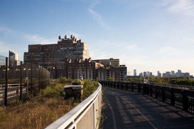 The Third and Final Section of the High Line Is Now Open