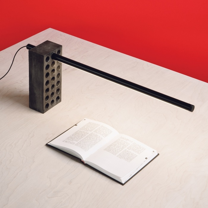Brick Lamp by Philippe Malouin
