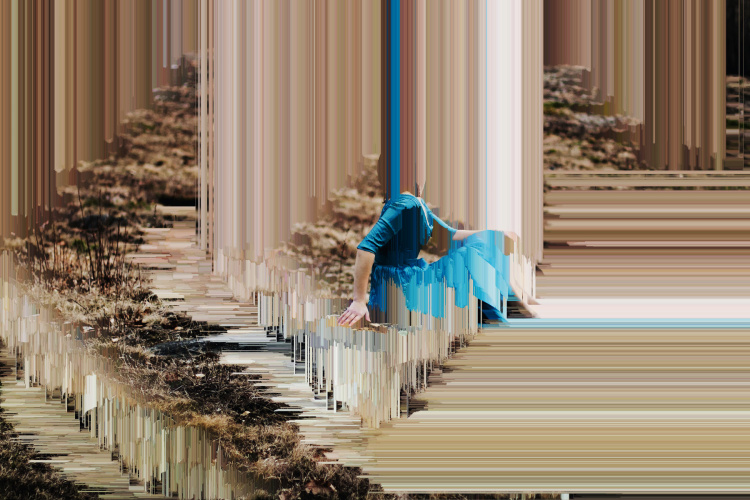 Glitch Photography by Sabato Visconti