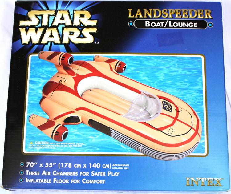 Inflatable Star Wars Landspeeder Pool Float