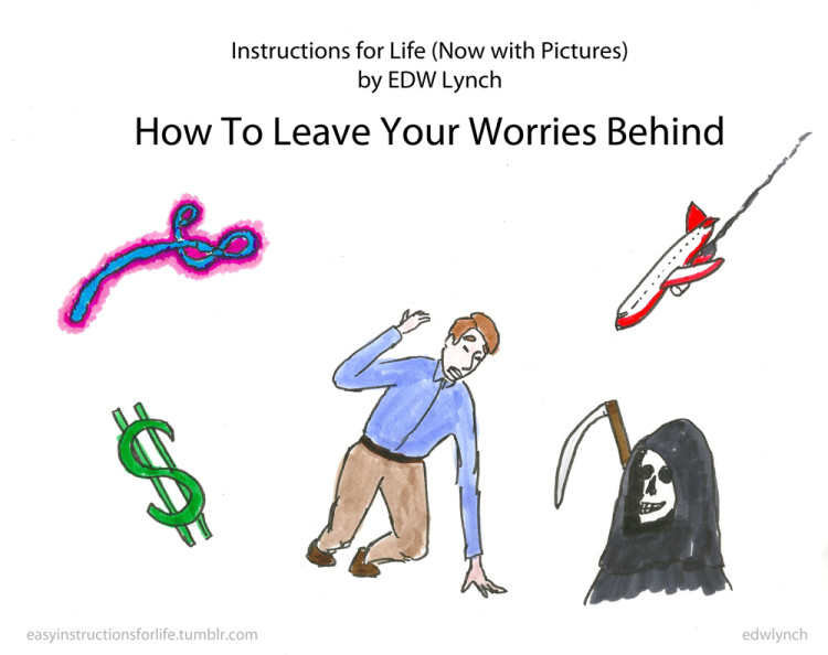 Leave Your Worries Behind 1