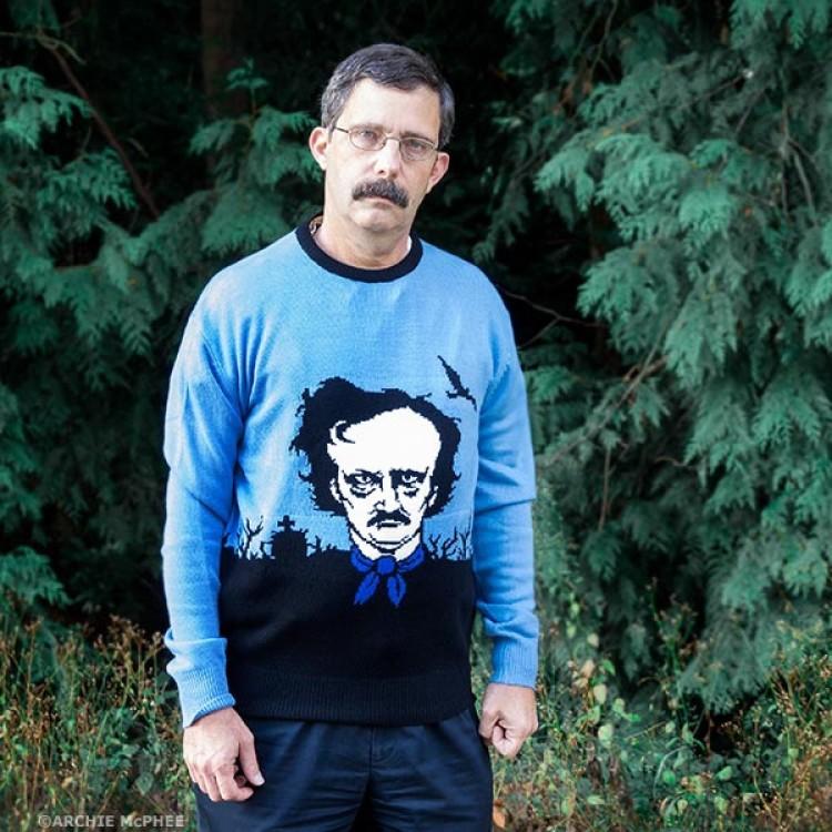 Mustache Poe