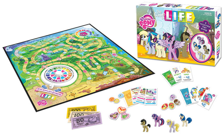 My Little Pony LIFE Set