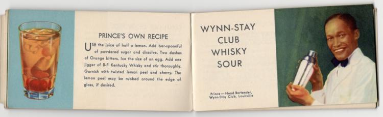 Prince's Own Recipe