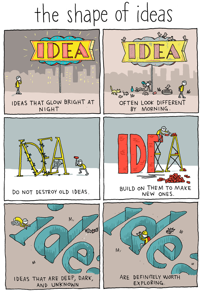 Shape of Ideas 1