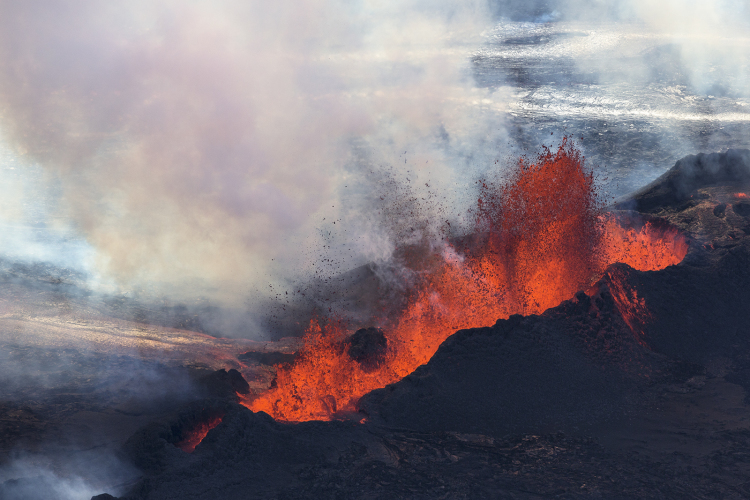 Holuhraun Lava Field Photos by Iurie Belegurschi