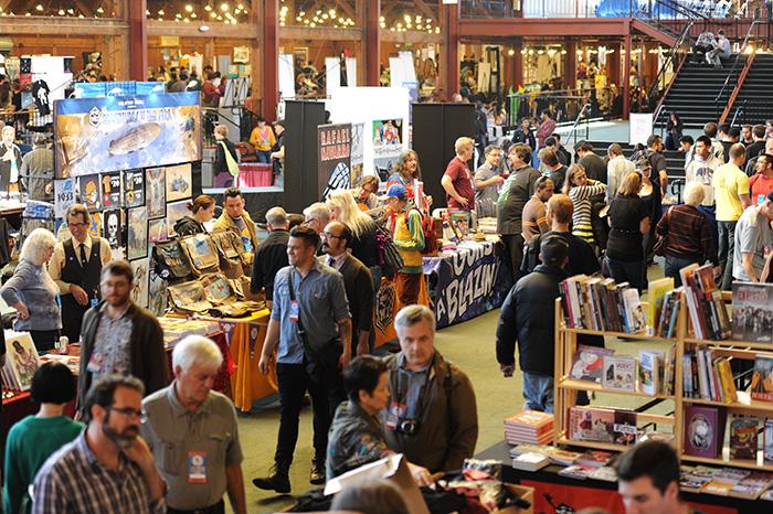 The 2014 Alternative Press Expo