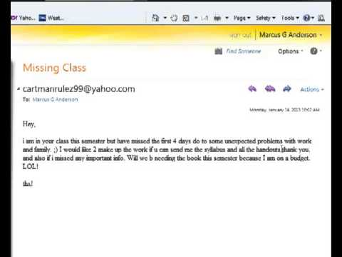 Professors rating bmcc email
