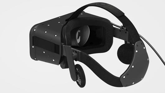 Oculus Rift Crescent Bay Prototype
