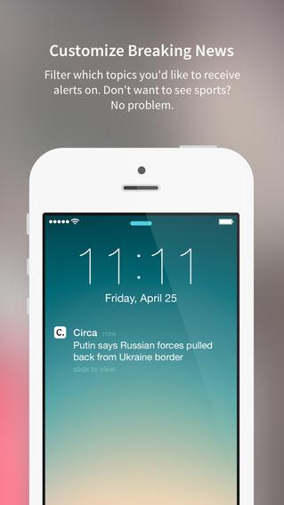 Circa News App