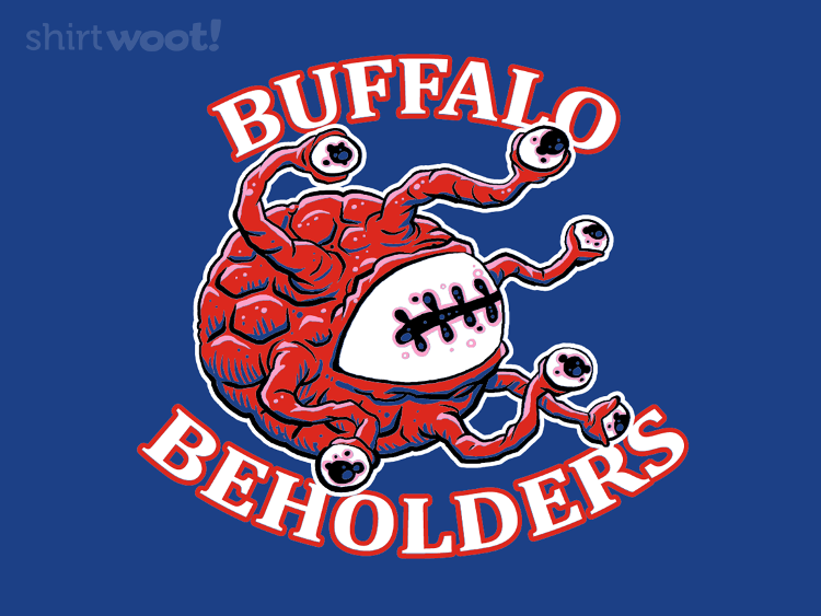 Buffalo Beholders by ApeLad