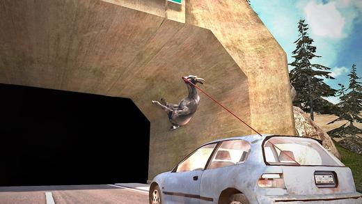 Goat Simulator Video Game