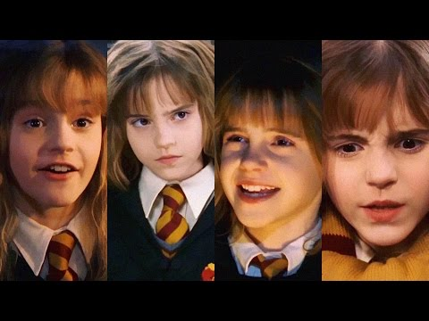 'Hermione Mix', A Remix by Pogo Created With Clips Taken From the 'Harry Potter' Movies