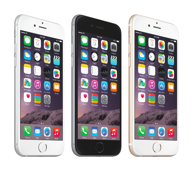 The Apple iPhone 6 and iPhone 6 Plus Now Available in Stores After Record-Breaking Pre-Order Numbers