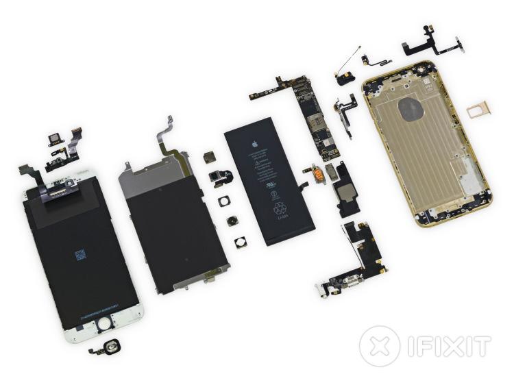 iFixit iPhone 6 Plus Teardown