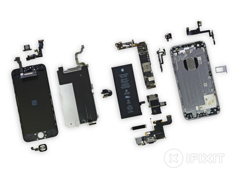 iFixit iPhone 6 Teardown