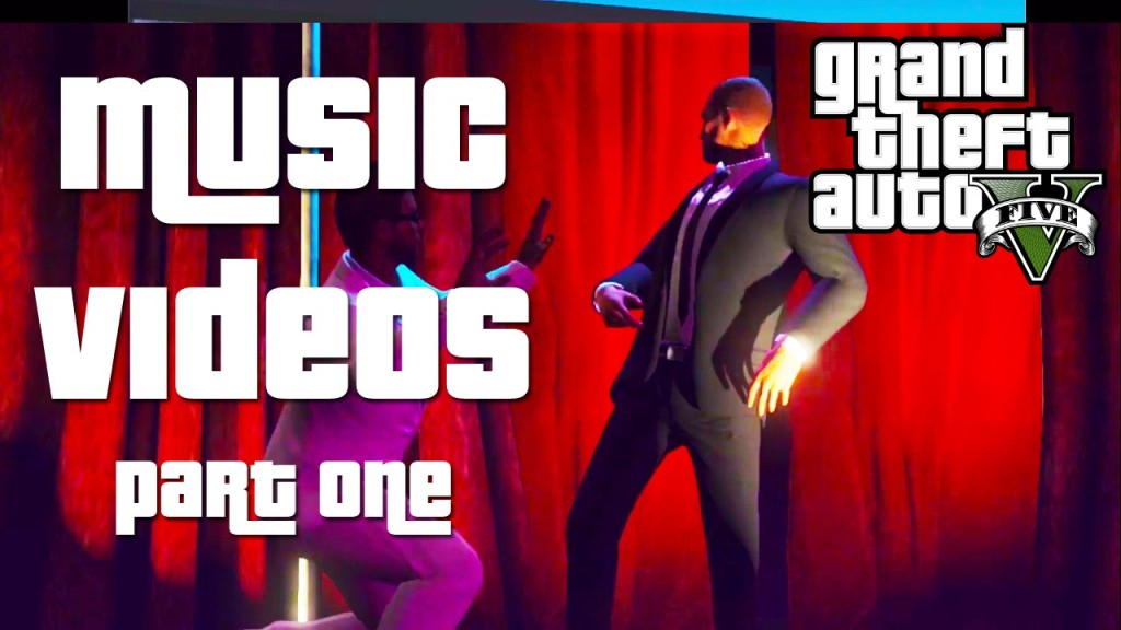 Popular Music Videos Recreated in the Video Game 'Grand Theft Auto V'
