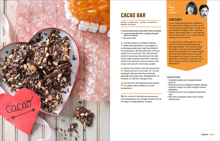 Portlandia Cookbook Cacao