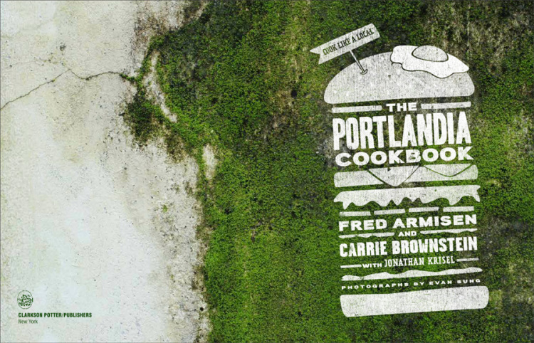 Portlandia Cookbook Cover