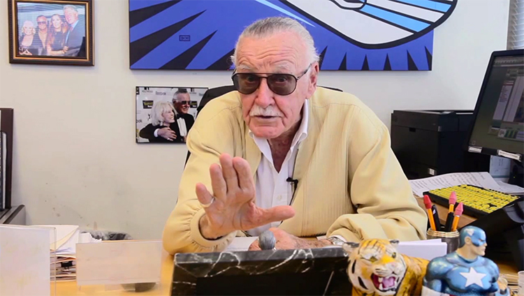 Stan Lee Rants