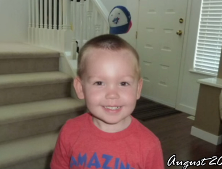 Picture of My Son Ray Every Day for 4 Years