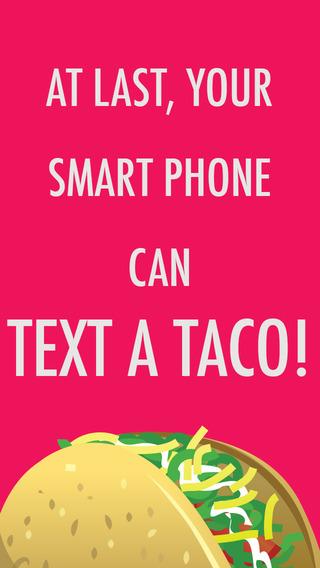Taco Text App